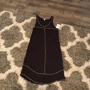 Leith Studded Dress Small